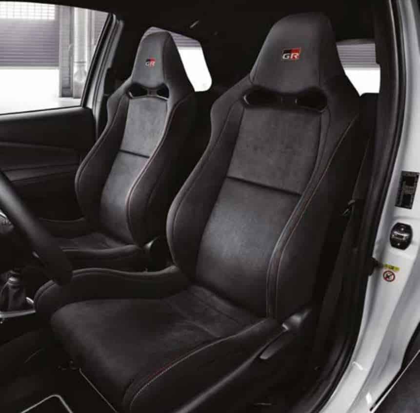 Toyota Yaris GRMN 5