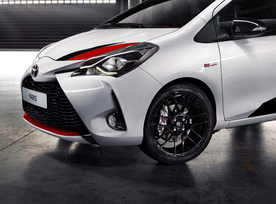 Toyota Yaris GRMN 7