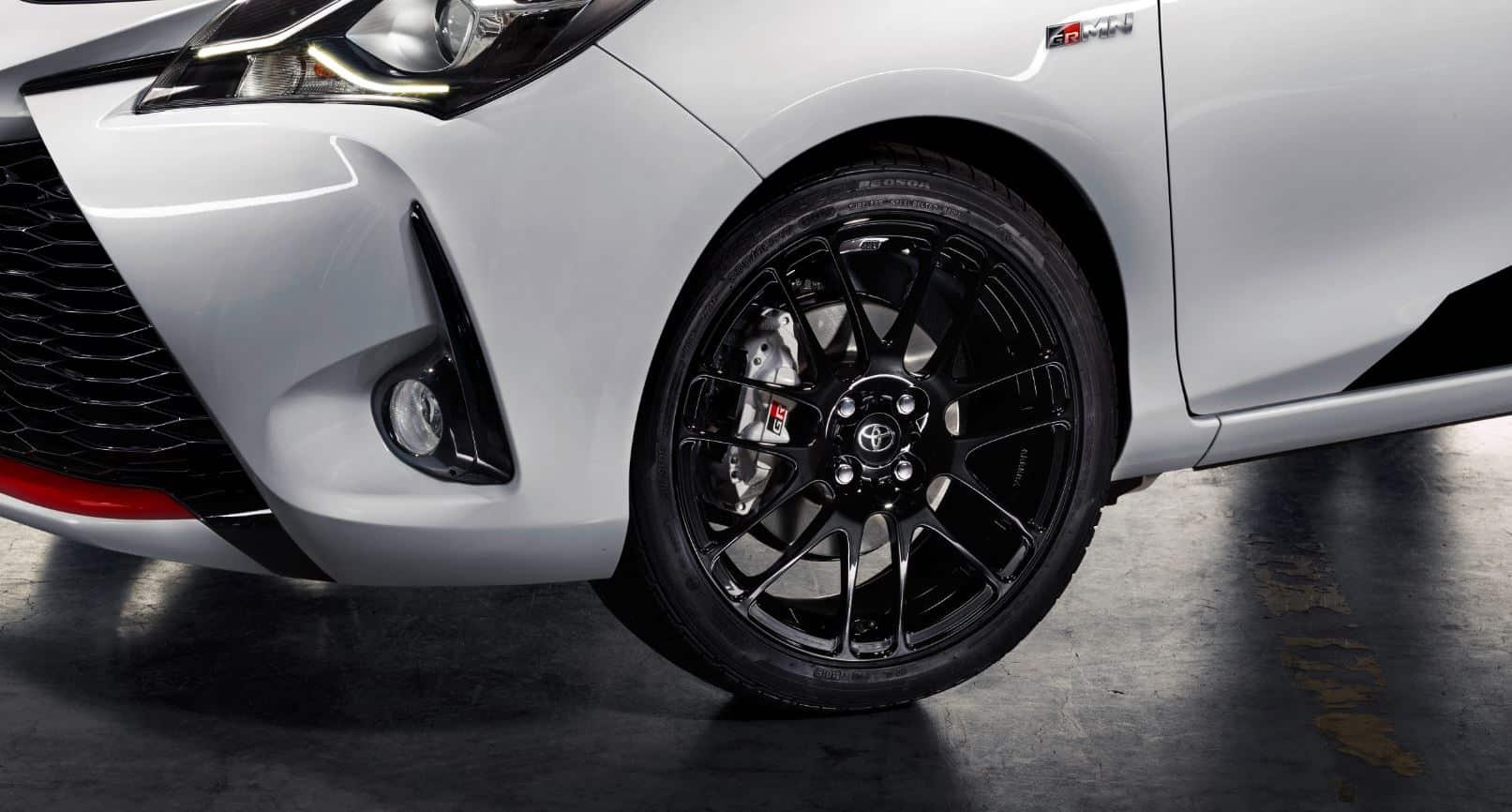 Toyota Yaris GRMN 8
