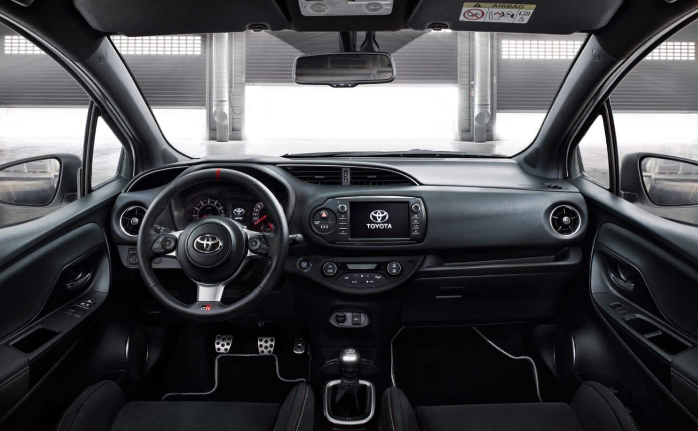 Toyota Yaris GRMN 9