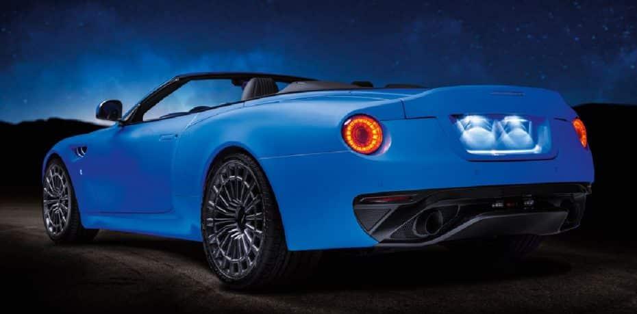Vengeance Volante by Kahn: Hay quienes dicen que esto es destrozar un Aston Martin
