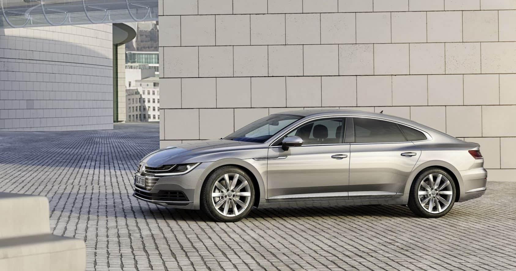¡Oficial!: Volkswagen Arteon, el sustituto del Passat CC ya está aquí…