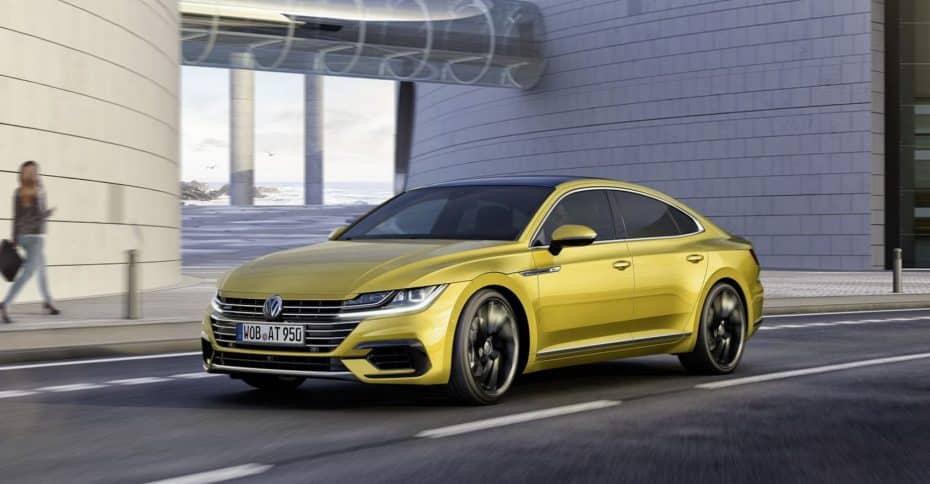Todos los precios del nuevo Volkswagen Arteon para España: Interesante