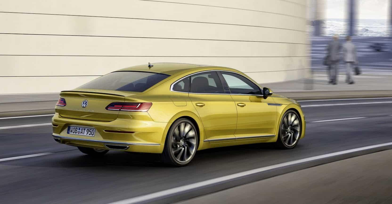 Volkswagen Arteon 36