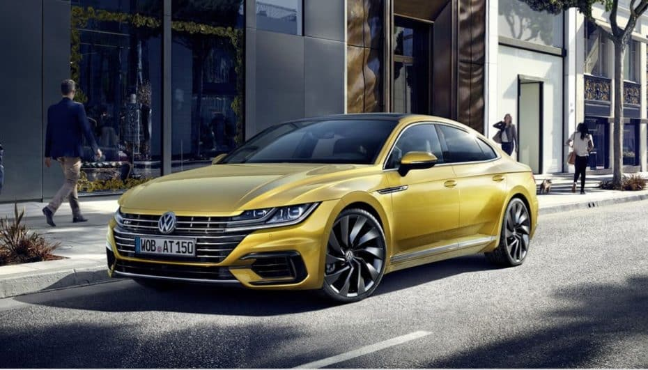 Arranca la preventa del nuevo Volkswagen Arteon: Desde algo más de 49.000 € en Alemania