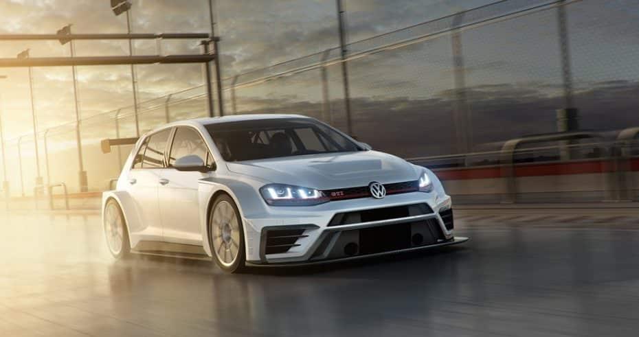 El Volkswagen Golf GTI TCR 2017 debuta esta temporada con 350 CV y un aspecto de infarto