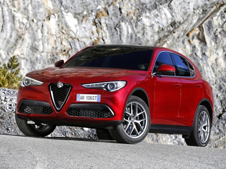 Dossier, los 50 modelos más vendidos en Italia durante julio: El Stelvio demuestra su fuerza
