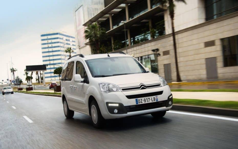 Citroën presenta el E-Berlingo Multispace, más versátil