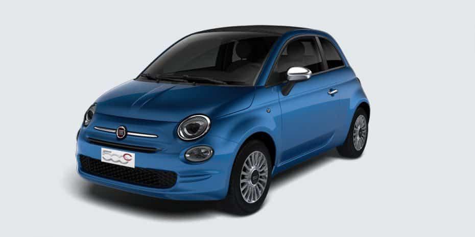 """Nueva edición especial """"Mirror"""" para el Fiat 500"""