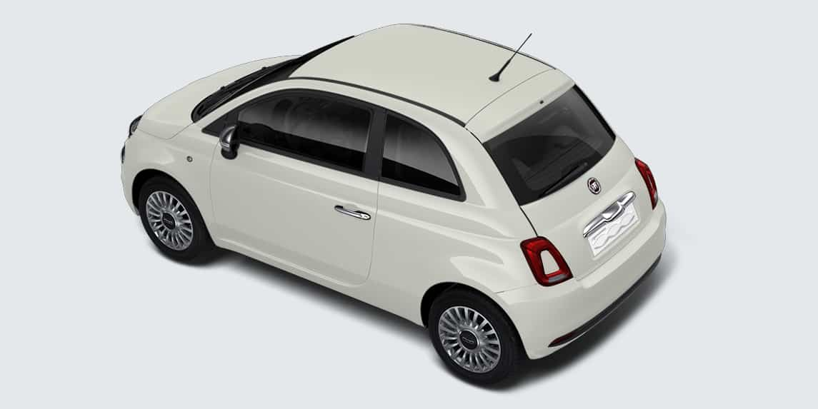 nueva edici n especial mirror para el fiat 500. Black Bedroom Furniture Sets. Home Design Ideas