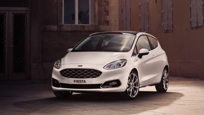 Así es la gama del nuevo Ford Fiesta para España: Con 5 niveles de acabado