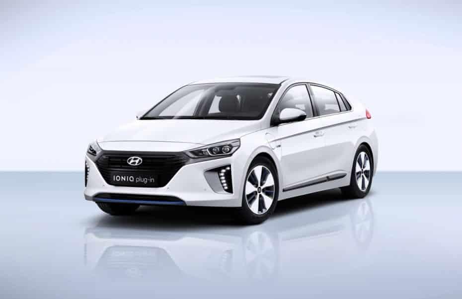 Este es el nuevo Hyundai Ioniq PHEV: Aterriza el enchufable