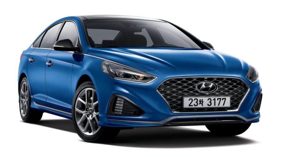 Así es el renovado Hyundai Sonata: Presentado en Corea del Sur