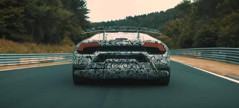¡Nuevo récord!: El Lamborghini Huracán Performante arrasa en Nürburgring