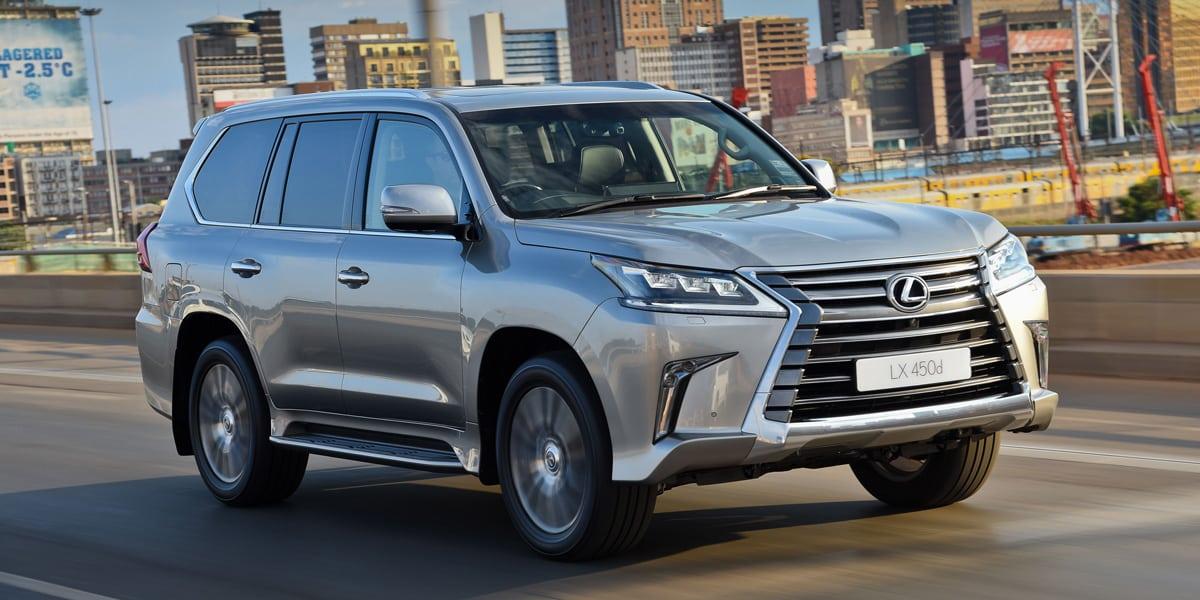 Lexus probará suerte en la India: Con el apoyo de Toyota