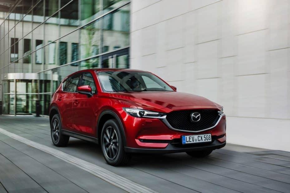 Aquí está la nueva generación del Mazda CX-5: Misma esencia pero mejorado