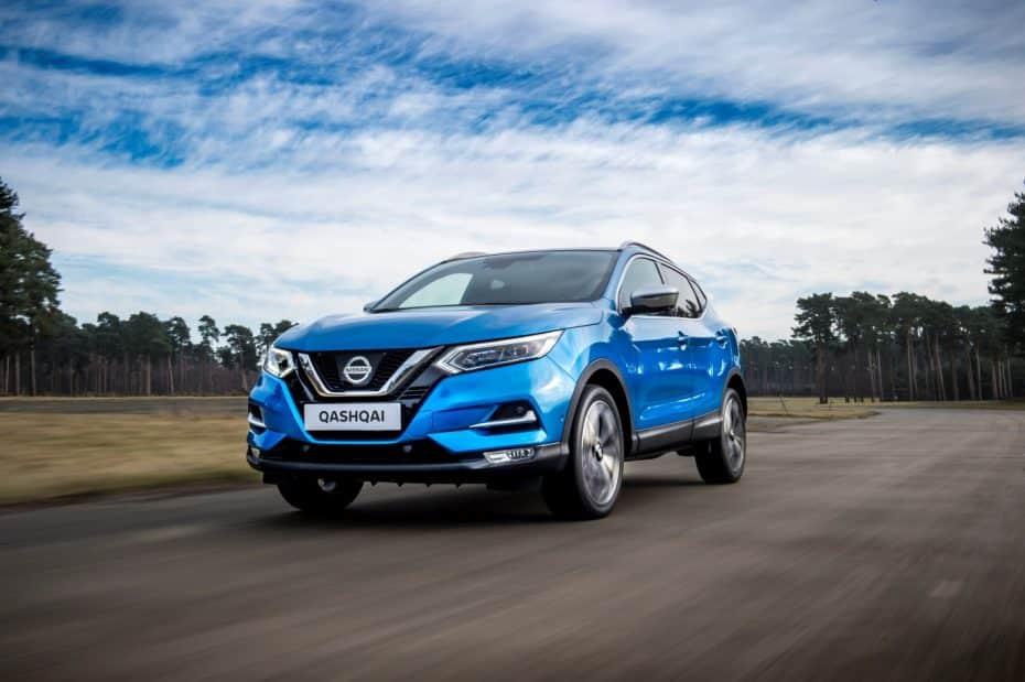 El Nissan Qashqai se pone al día: Más dotación y eficiencia