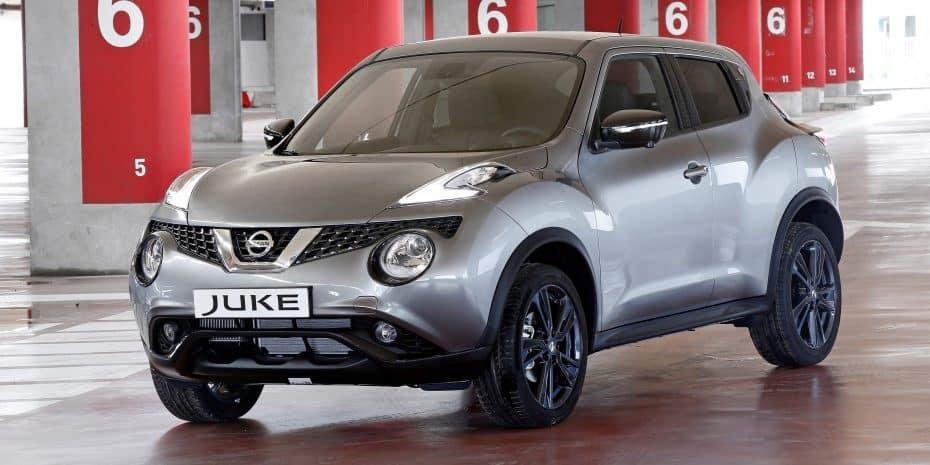 Ya a la venta el Nissan Juke Dark Sound: 80 unidades para España