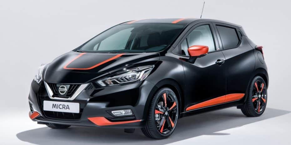 Nuevo Nissan Micra serie especial «Bose Personal Edition»: Muy equipado y llamativo