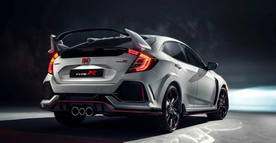 ¡Oficial!: Nuevo Honda Civic Type R: 320 CV, 400 Nm de par y muchas mejoras…