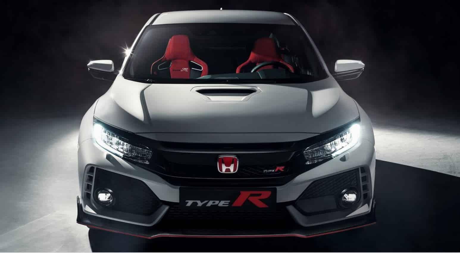 nuevo Honda Civic Type R 4