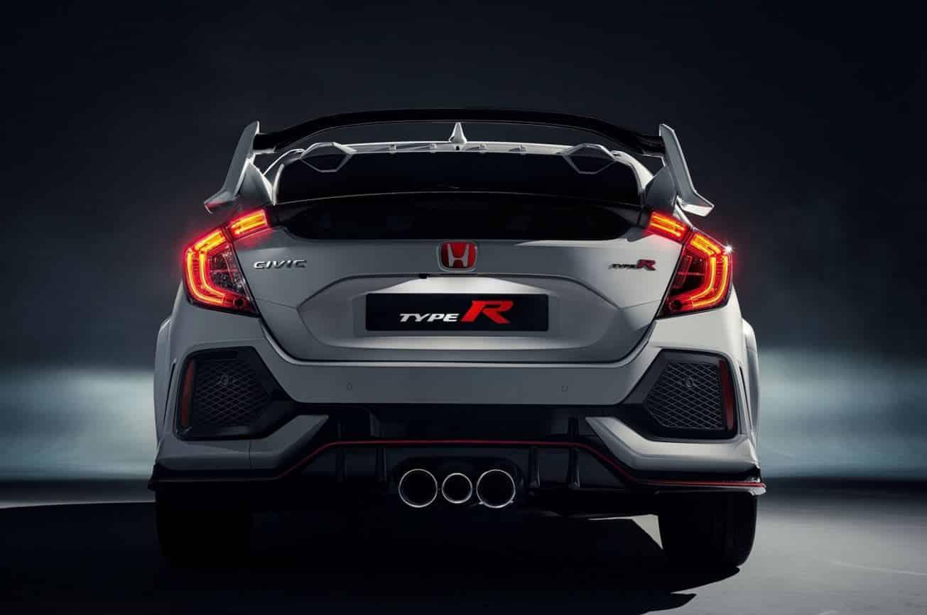 Vídeo] El Honda Civic Type R nos revela el gorgojeo de su mecánica ...