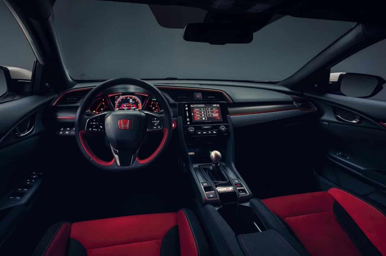 nuevo Honda Civic Type R 7