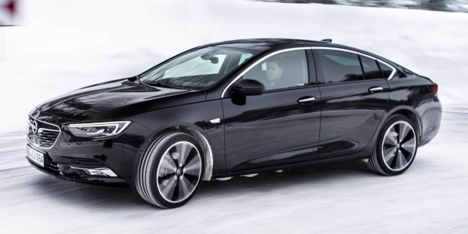 Todos los precios del nuevo Opel Insignia Grand Sport para España