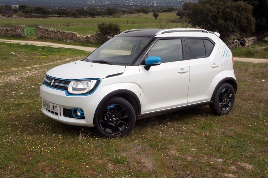 Prueba express Suzuki Ignis 1.2 SHVS GLX: 100% SUV, 100% recomendable