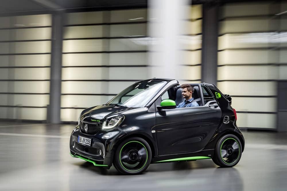 El Smart ForTwo parte de poco más de 23.000 euros