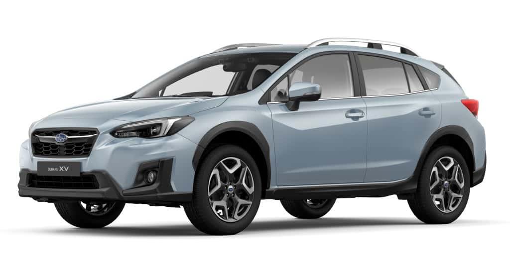 Oficial: Aquí está la nueva generación del Subaru XV