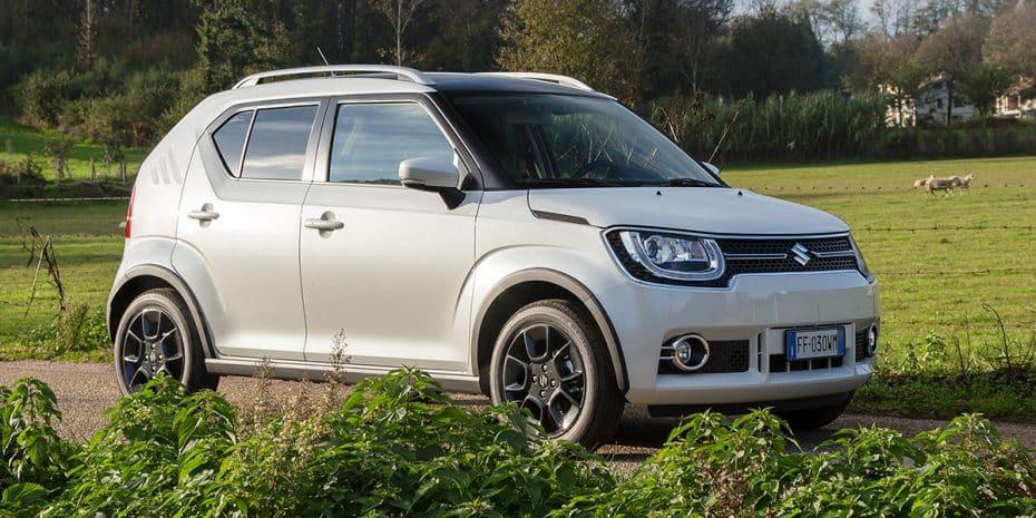 """Todos los precios del nuevo Suzuki Ignis: Un """"juguete"""" asequible"""