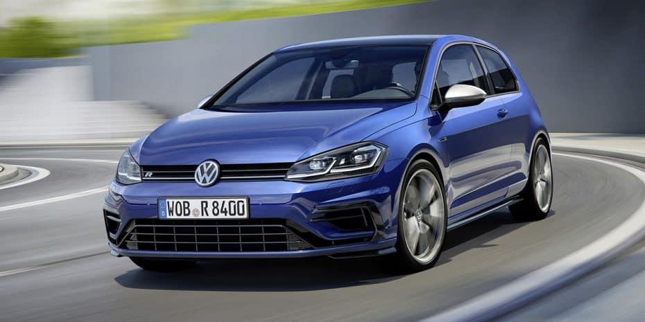 Ya puedes comprar el renovado VW Golf R: Desde algo más de 43.000 €
