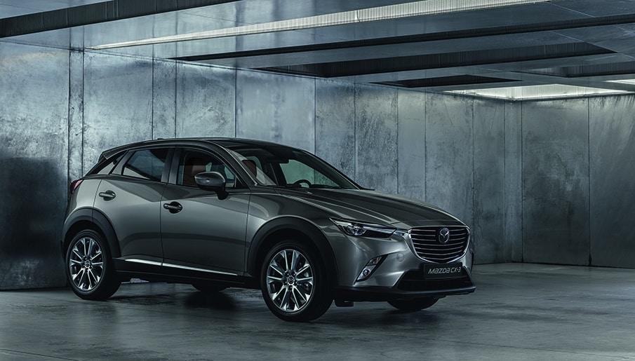 """Nuevo Mazda CX-3 """"Senses Edition"""": Más equipo a un precio interesante"""
