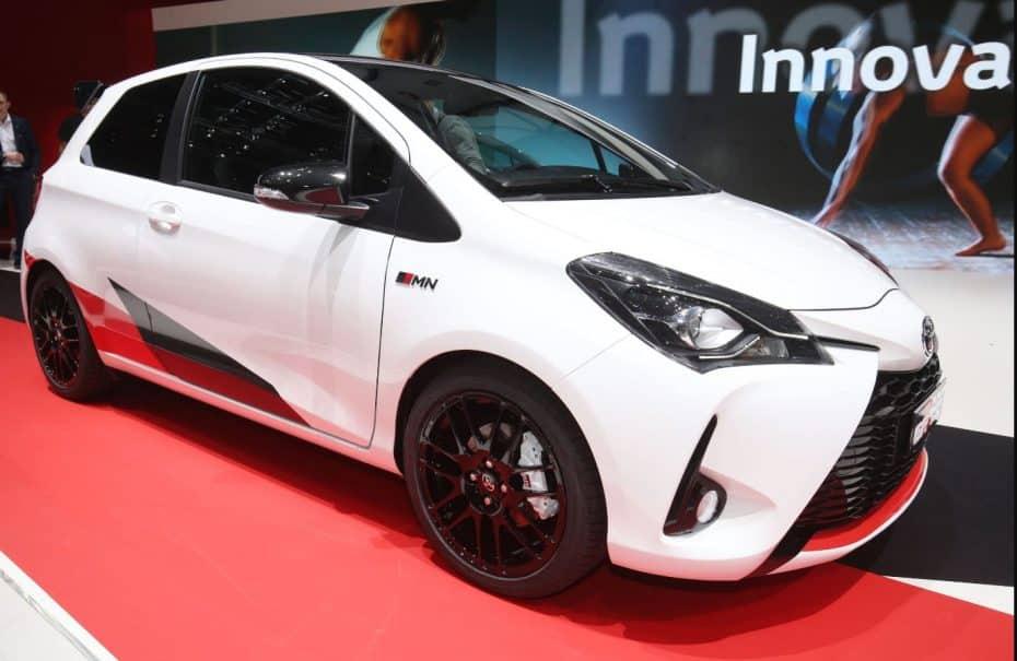 Sí, el Toyota Yaris GRMN y sus más de 210 CV resultan salvajes incluso al natural…