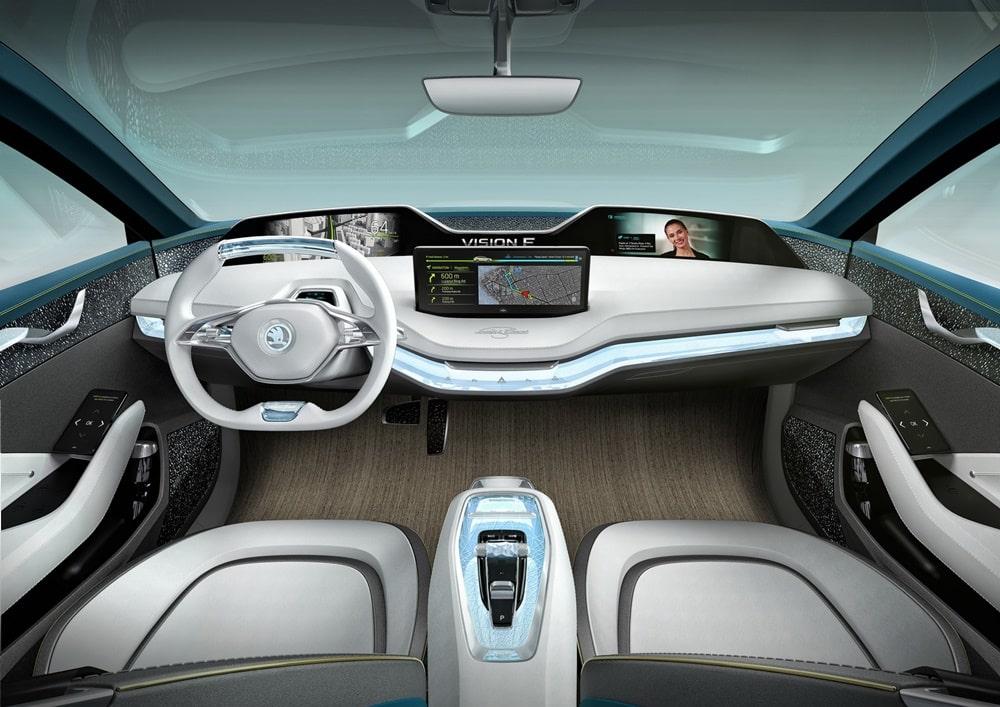 Škoda Vision E Concept (9)