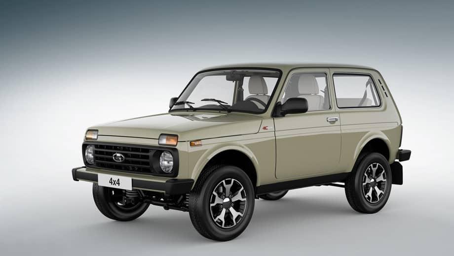 El Lada 4×4 cumple 40 años: Todo un mito sobre ruedas