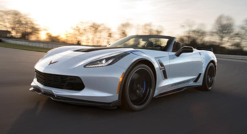 Así celebra Corvette su 65 cumpleaños: Con esta edición limitada 'Carbon 65 Edition Marks Milestone'