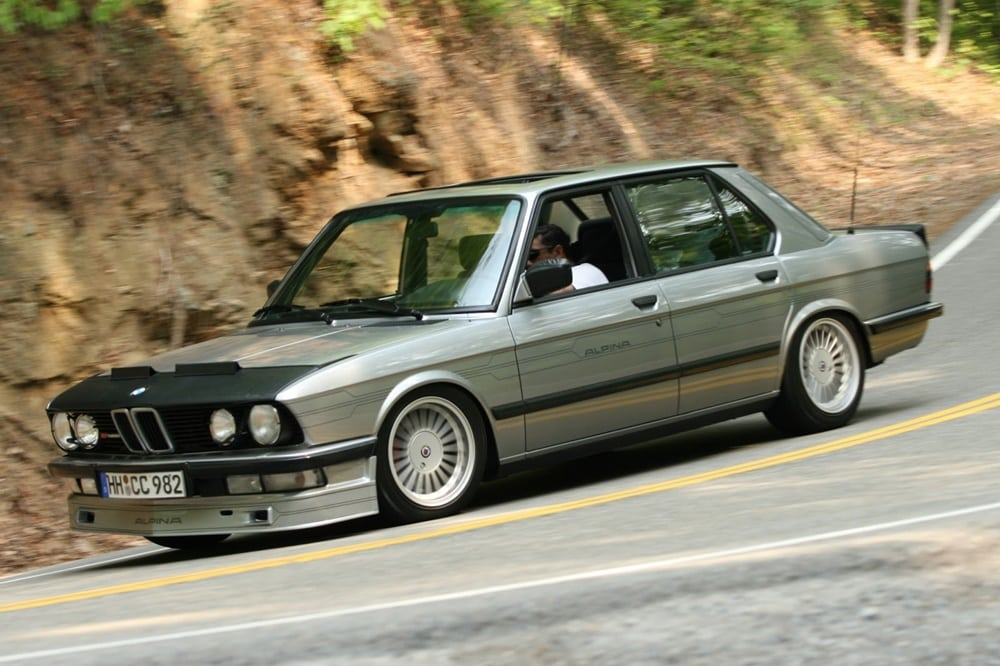 Alpina B7 Turbo de 1986 (3)