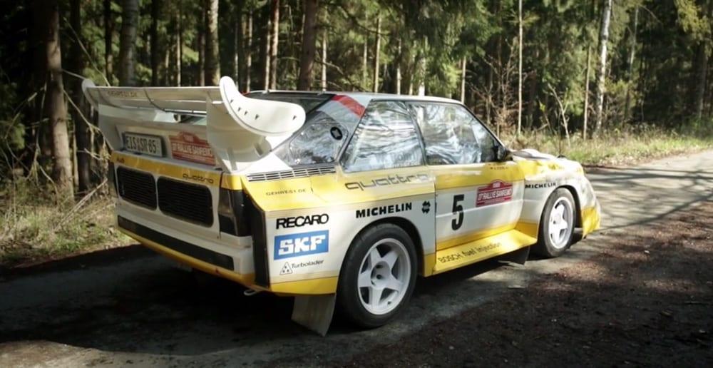 Audi Quattro Sport S1 Réplica -1