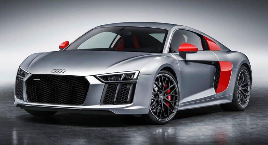 Audi R8 'Audi Sport' Edition: Solo 200 unidades inspiradas en el mundo de la competición