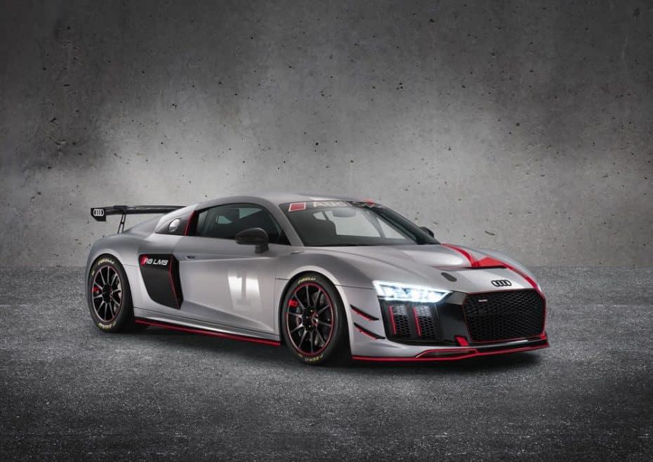 Audi R8 LMS GT4: La nueva bestia para los clientes de Audi Sport se estrena en Nueva York