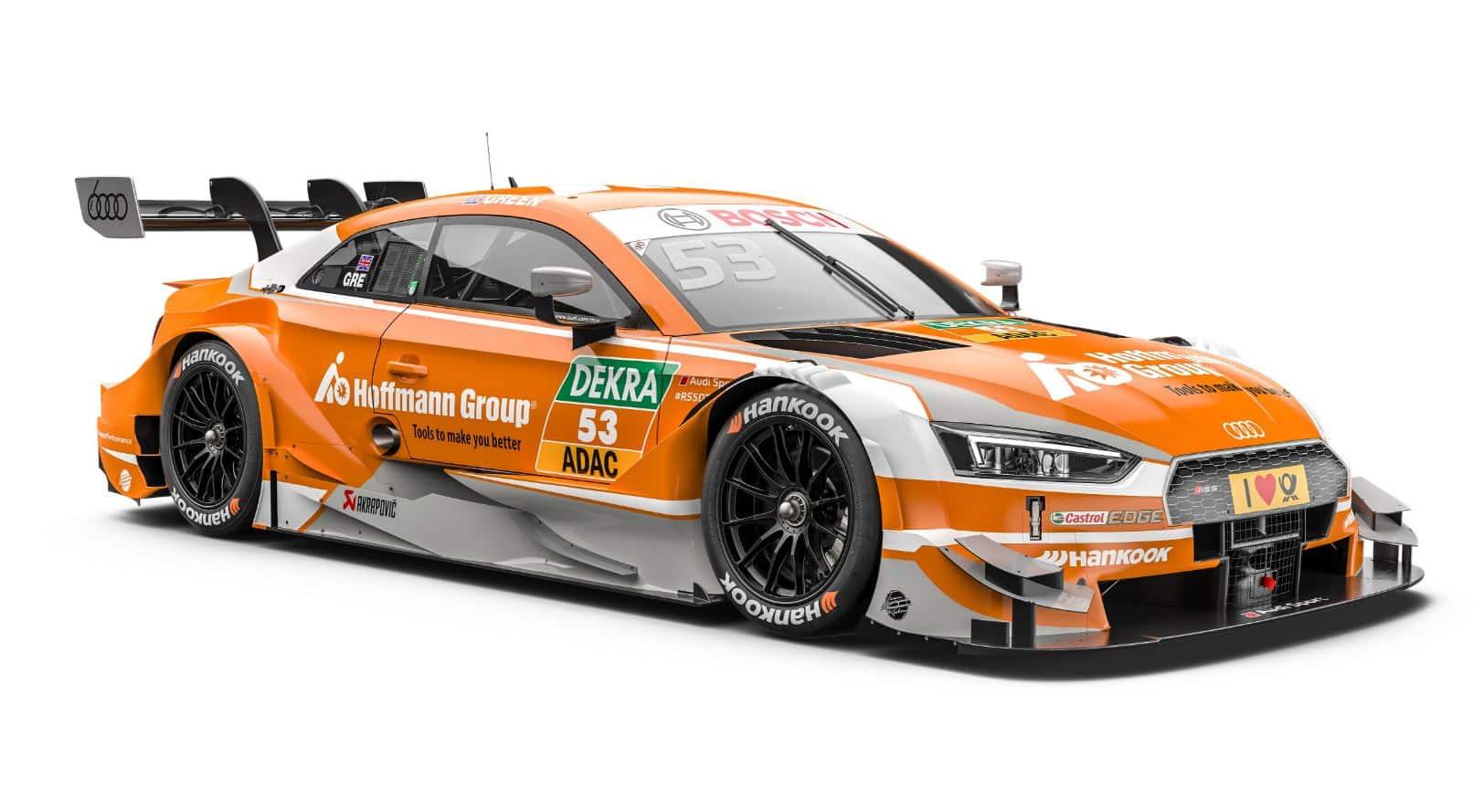 Audi RS5 DTM 3