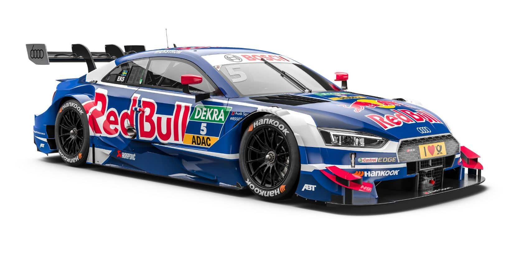 Audi RS5 DTM 6