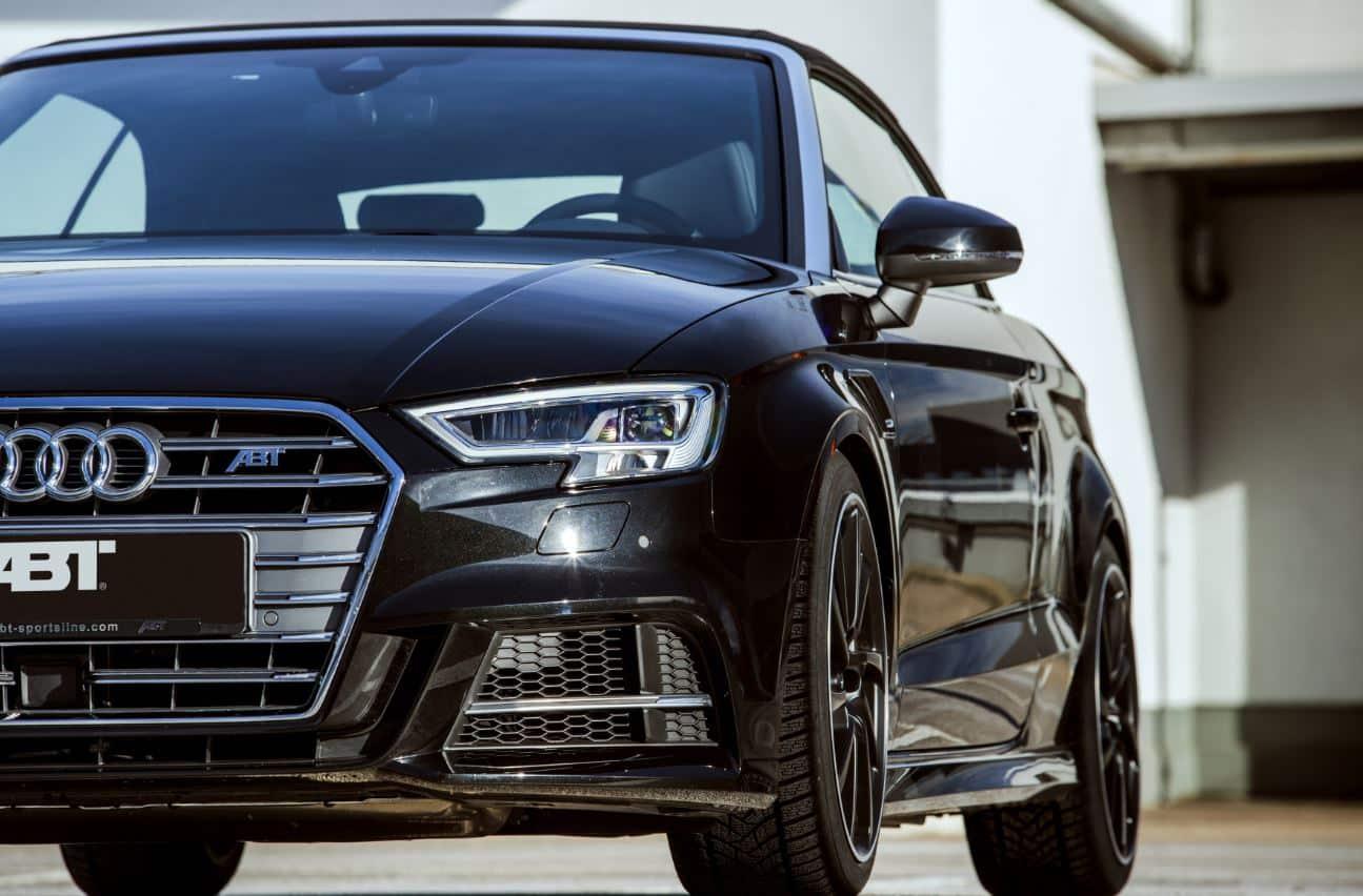 Audi S3 cabrio ABT 13