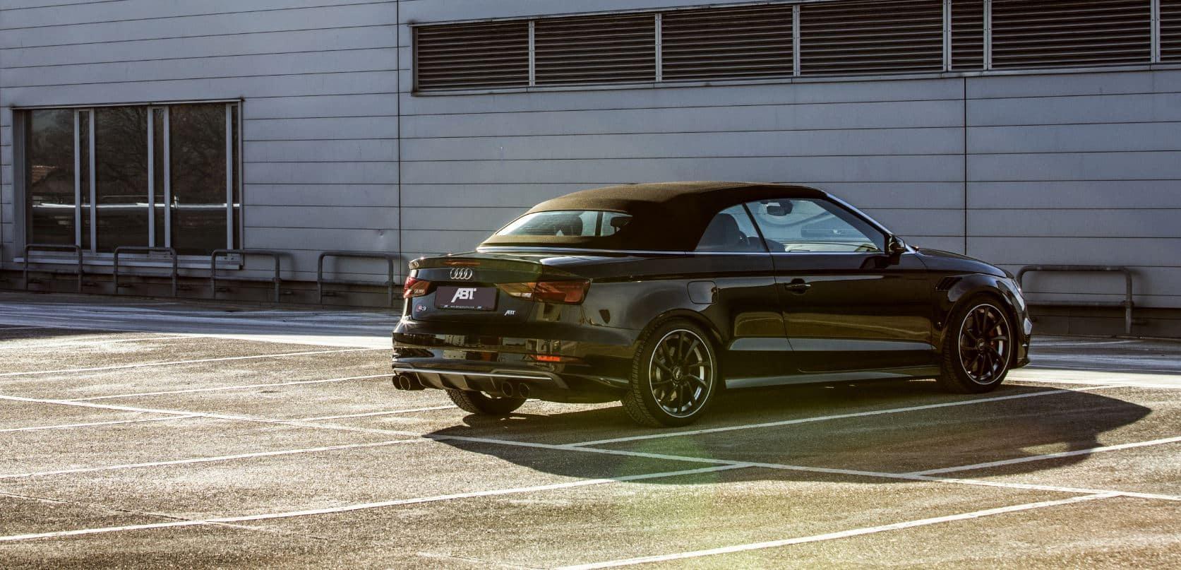 Audi S3 cabrio ABT 16