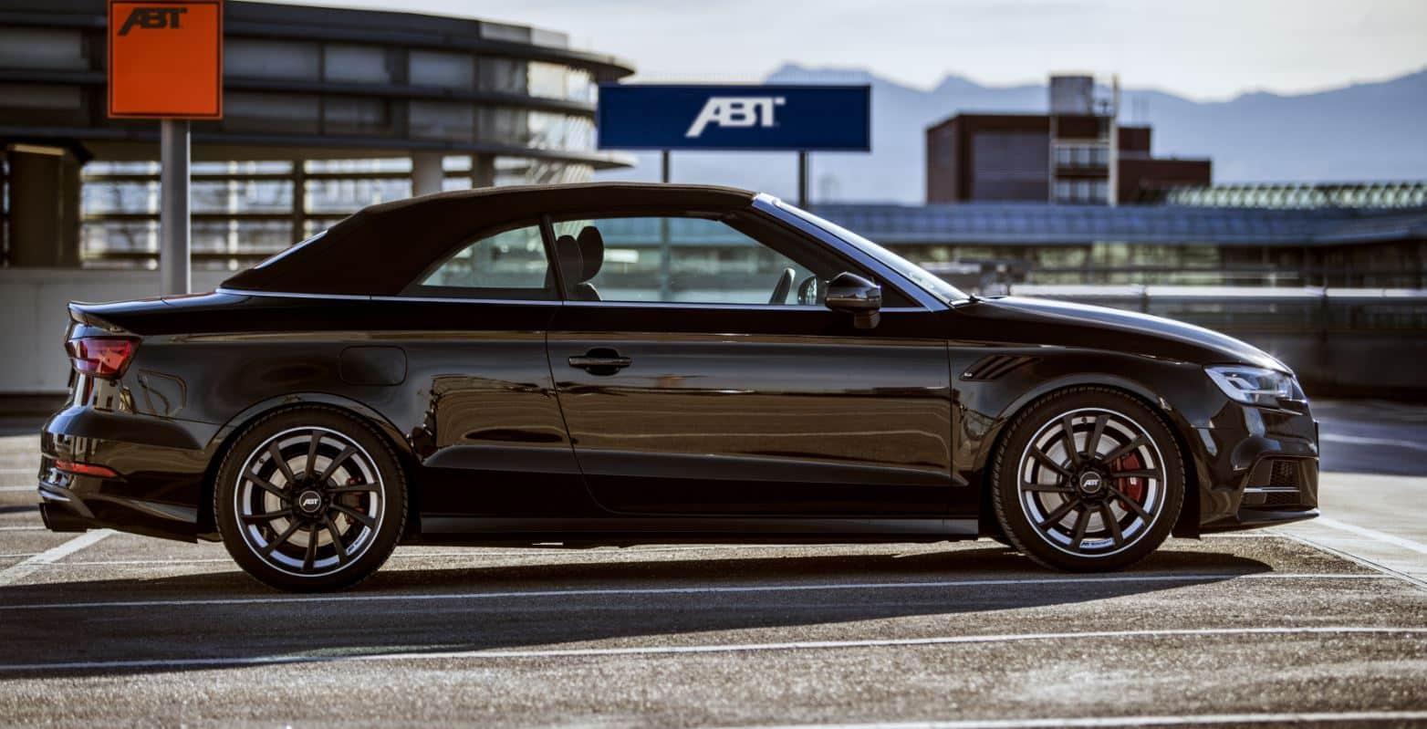 Audi S3 cabrio ABT 8