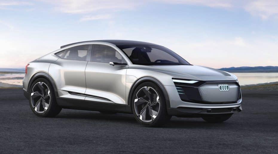 500 km de autonomía eléctrica y hasta 503 CV, así es el Audi que llegará el año que viene