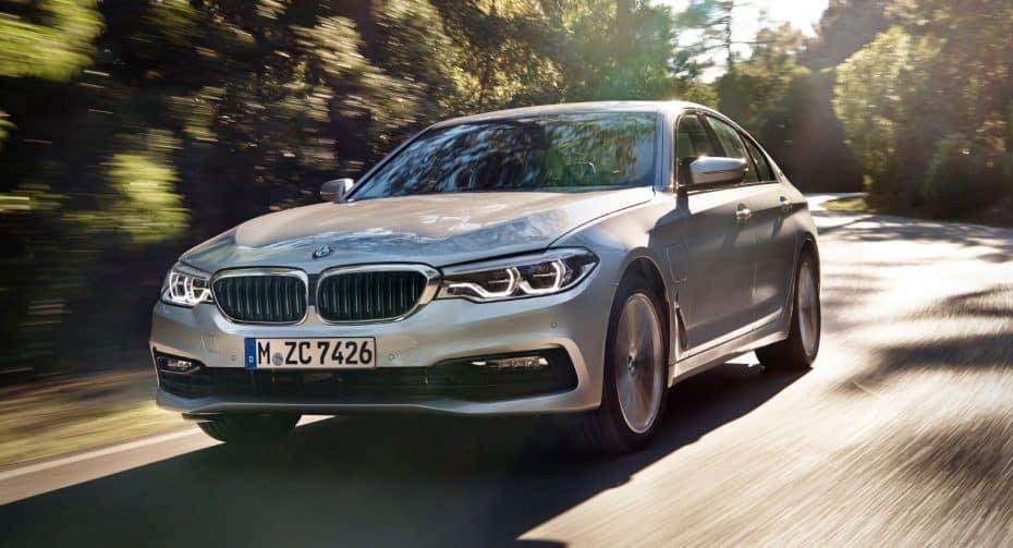 El BMW 530e iPerformance ya tiene precio en España…