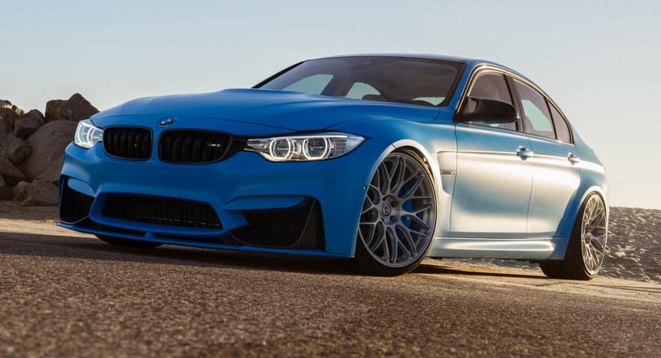 """Este BMW M3 le ha """"robado"""" algo muy especial a Porsche… ¿Sabes lo que es?"""